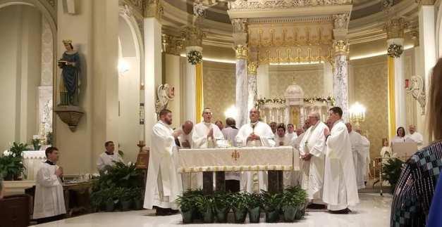 HT Diaconate