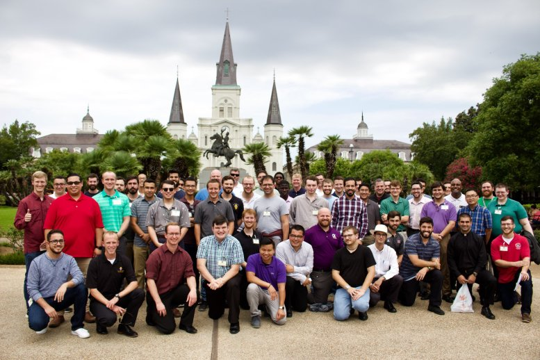 New seminarians explore the French Quarter!