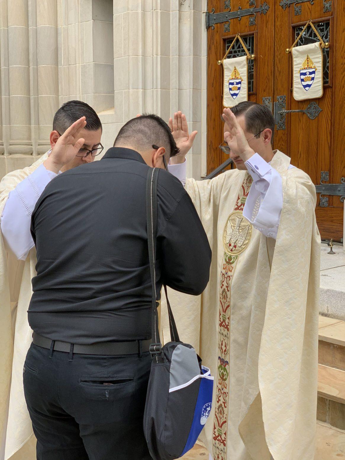 Atlanta Priesthood- Fr. Miller Gomez