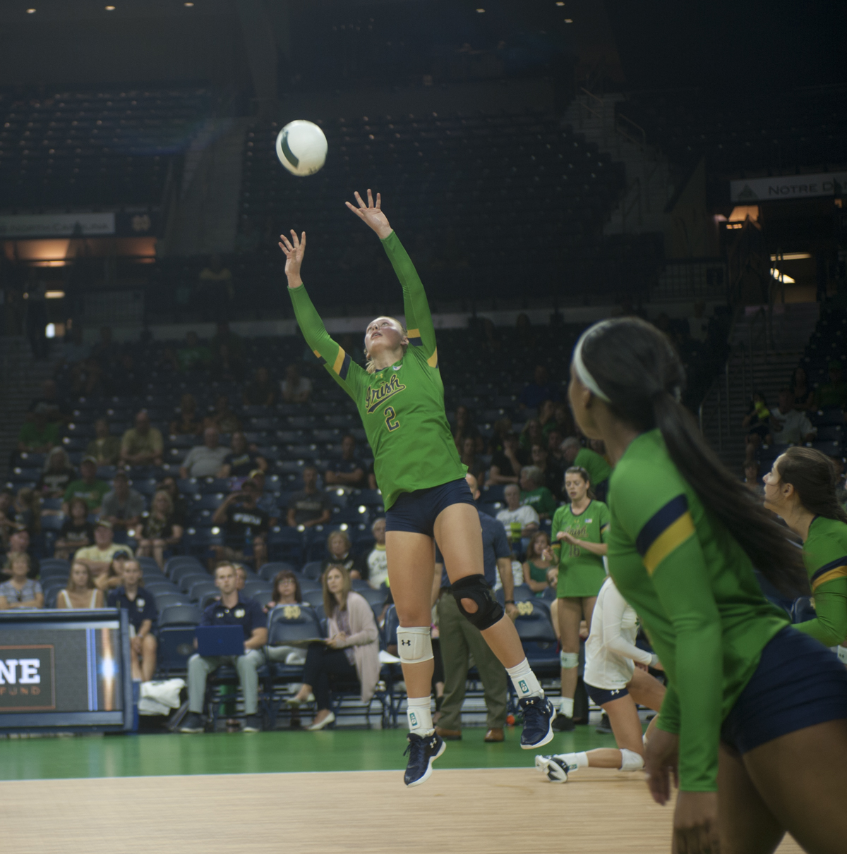 Irish set to open season hosting the Golden Dome Invitational