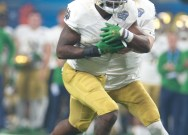Notre Dame announces Lance Taylor as running backs coach