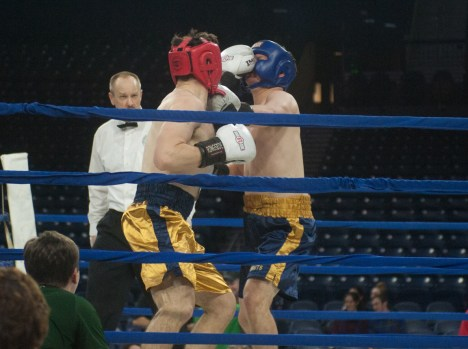 Bengal Bouts concludes opening rounds