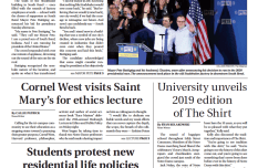 Print Edition for Monday, April 15, 2019