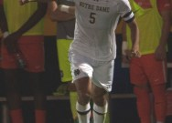 ND men's soccer prepares for critical matches against familiar foes