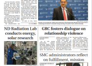 Print Edition of The Observer for Tuesday, October 15, 2019