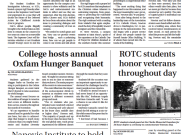 Print Edition for Wednesday, November 13, 2019