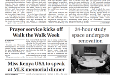 Print Edition for Tuesday, January 21, 2020