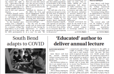 Print Edition for Wednesday, September 16, 2020