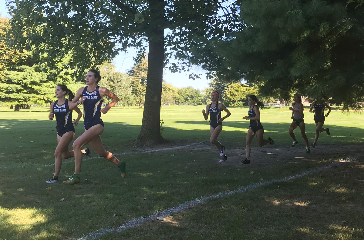 Cross country achieves perfect scores at Irish Classic // The Observer