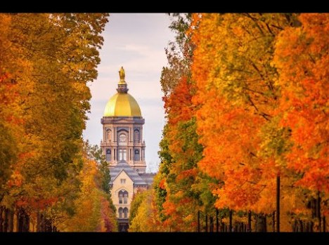 Notre Dame to require weekly surveillance testing for spring semester, introduces new coronavirus code of conduct