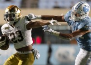 Book, Williams carry Irish to critical ACC win over UNC