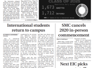 Print Edition for Monday, February 8, 2021