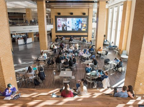Campus Dining to open Chick-fil-A on campus as part of 'Retail Dining Master Plan'