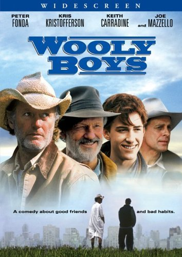 Wooly Boys movie poster