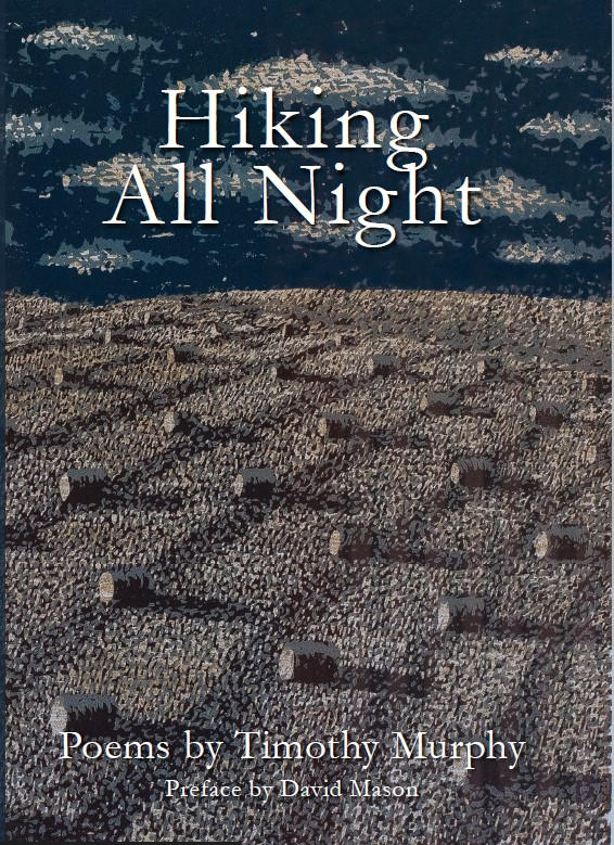 The Cover of Hiking All Night Book