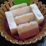 Citrus Rose Soap Bar2