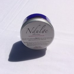Mens Sandalwood & Patchouli Body Cream 100g