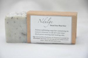 Dead Sea Mud soap 100g