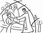 « Jésus pleura » (Jn 11, 35) – Une minute de silence et de prière en solidarité avec les malades et les familles endeuillées par le Covid-19  ce vendredi 03/04 après les applaudissements de 20H00