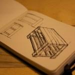 Diy Pallet Shoe Rack Bench Ndw Design Blog