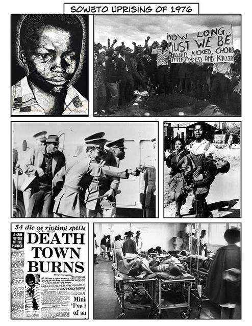 Image result for Soweto massacre images