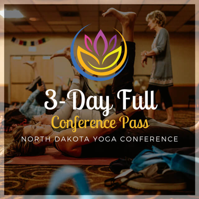 3-Day Full Conference Pass