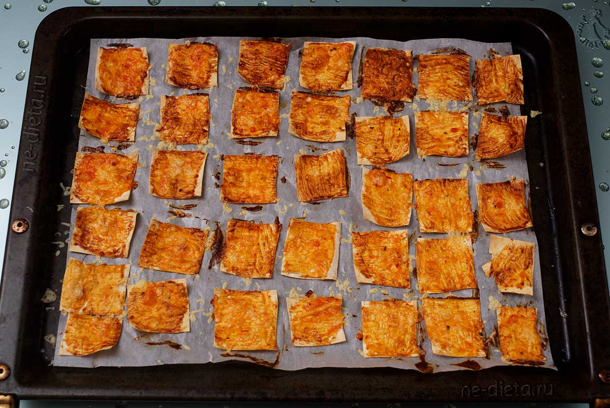 Knoflook Chips