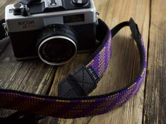 Kameraband schmal - camera strap thin