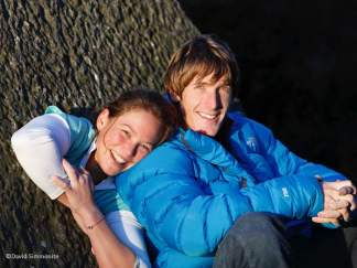 James Pearson & Caroline Ciavaldini