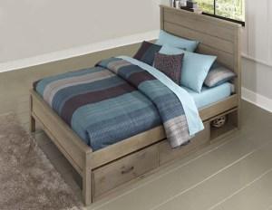 Highlands Full Alex Panel Bed