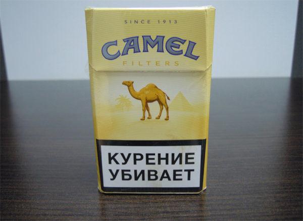 Kamel cigaretter (kamel)
