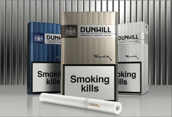 Cigaretter Dunhill (Dunchil)