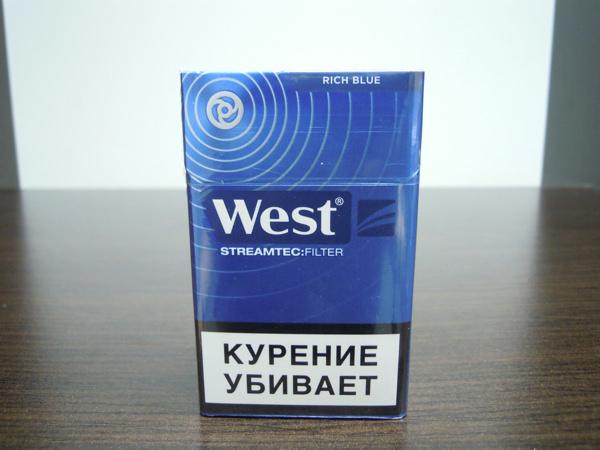 West West Cigarettes.