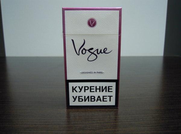Vogue cigaretter (Vog)