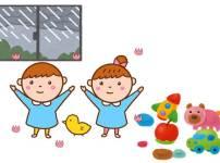 子供と室内遊び
