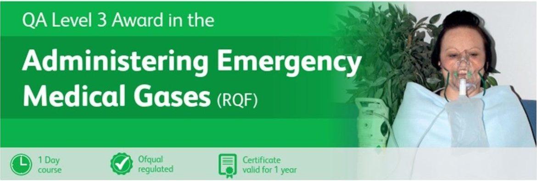 Level 3 Administering Emergency Medical Gases