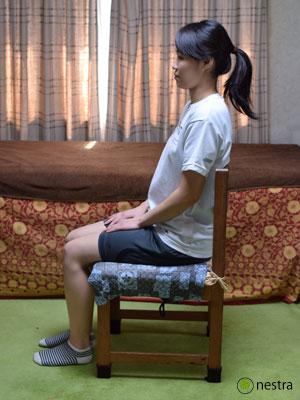 頸肩腕症候群原因イス