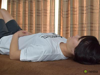肩痛ネストラ式アクティブ・チンタック1