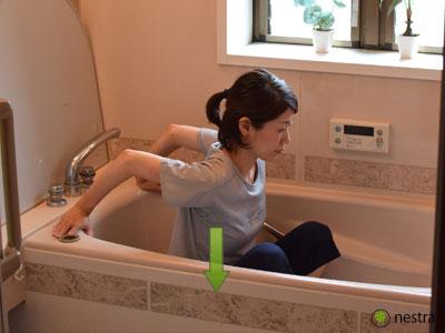 お風呂-肩2