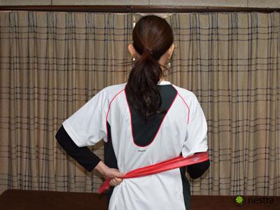 肩インナーマッスルトレーニング2