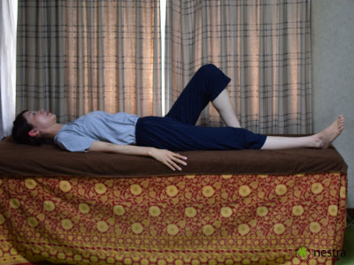 腰の痛みテスト-ボンネット2