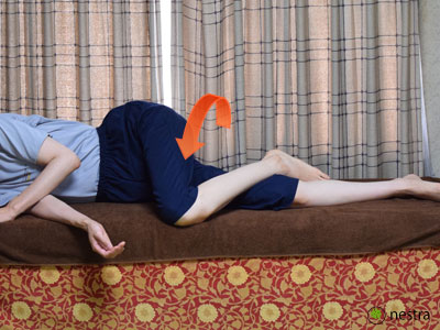 腰の痛みテスト-FAIR1
