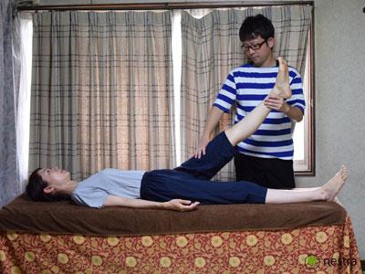腰の痛みテスト-ブラガード1