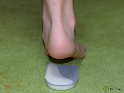 アキレス腱足底板4