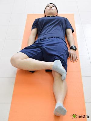 出産後腰痛-開排痛