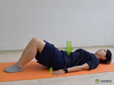 出産後腰痛-ドローイン3