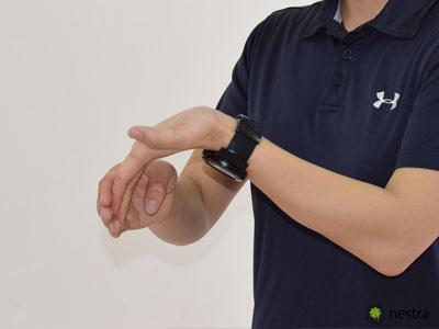 手の腱鞘炎-手のストレッチ