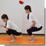 膝を痛めないために膝が自然に鍛えられるちょっとした生活習慣のポイント