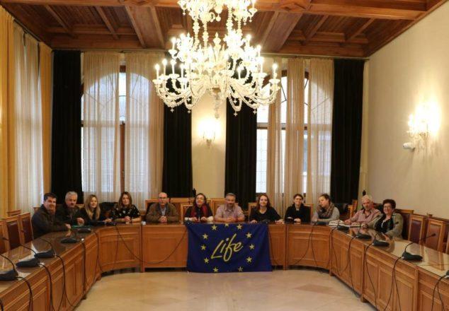 Συνάντηση-Πράσινο-Φ2-e1543326202350 Συνάντηση της ομάδας του LIFE GrIn με το Τμήμα Πρασίνου του Ηρακλείου