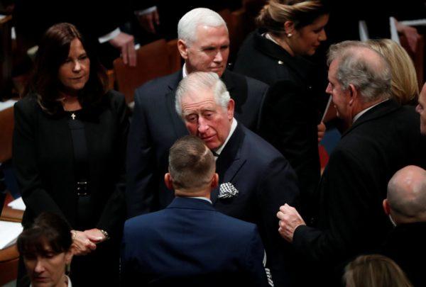 britains-pr-e1544025313917 Ολοι οι εν ζωή πρόεδροι των ΗΠΑ στην κηδεία του Τζορτζ Μπους